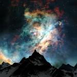 Горы ночью — просто прекрасны!#сноуборд