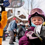 Сноуборд и детиКак научить вашего
