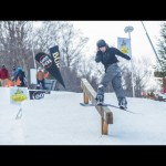 Burton Qualifiers: Log Splitters at