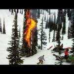 Друзья, ловите новое сноубордочиское видео