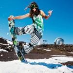 Зимние развлечения ПетербургаСнег и ветер
