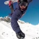 Самые безбашенные трюки на сноуборде