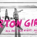 Третий эпизод от Burton Girls.