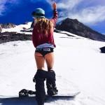8 самых красивых сноубордисток мираХанна