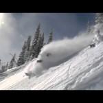 горные лыжи VS сноуборд2:00 283