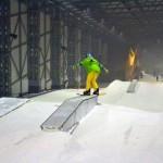 Снежная Арена в городе ДрускининкайТам